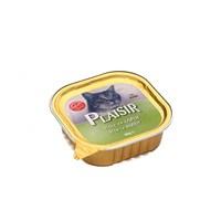 Plaisir Kedi Pate Tavşanlı 100 Gr