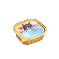 Plaisir Kedi Pate Tuna Balıklı 100 Gr
