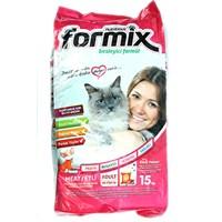 Formix Etli Kedi Maması 15 Kg