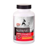 Nutrı-Vet Hip & Joint Regular Strength Chewable 75 Tab. Köpekler İçin Çiğneme Tableti