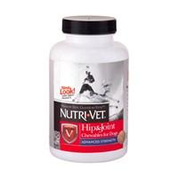 Nutrı-Vet Hip & Joint Advanced Strength Chewable 90 Tab. Köpekler İçin Çiğneme Tableti