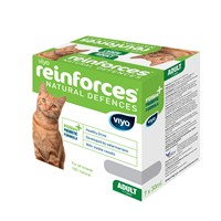 Viyo Reinforces Natural Defences Cat - Adult 7X30ml Besin Takviyesi
