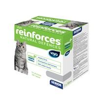Viyo Reinforces Natural Defences Cat - Senior 7X30ml Besin Takviyesi
