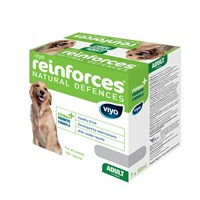 Viyo Reinforces Natural Defences Dog - Adult 7X30ml Besin Takviyesi