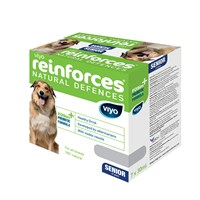 Viyo Reinforces Natural Defences Dog - Senior 7X30ml Besin Takviyesi FD*