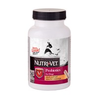 Nutrı-Vet Probiotics Capsules 60 Tab. - Köpekler için Probiotic Kapsüller