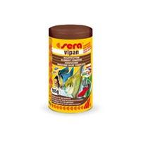 Sera Vipan Large Flakes Balık Yemi 1000 Ml