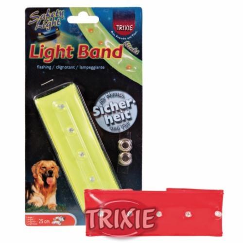 Trixie Köpek Tasma&Kayış İçin Işıklı Bant, 25 cm