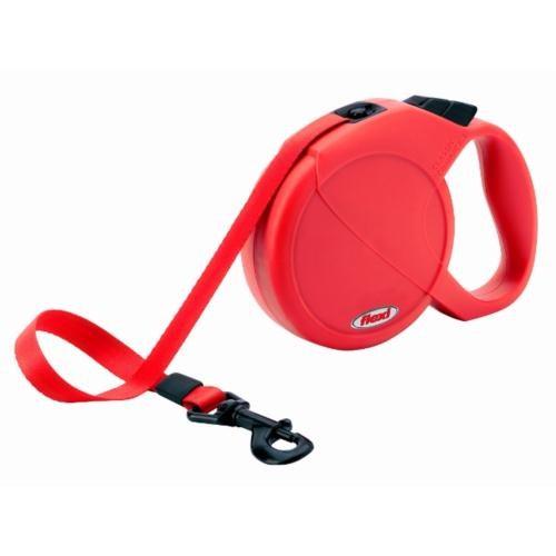 Flexi köpek gezdirme kayışı Clas Compact 3-5 Kırm kk