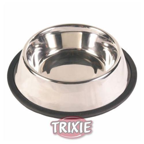 Trixie Köpek Paslanmaz Çelik Mama Kabı 2.8Lt/Ø24Cm