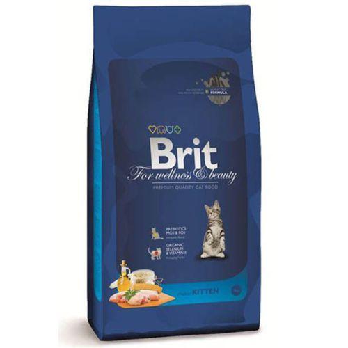 Brit Premium Kitten Taze Tavuk Etli Yavru Kedi Maması 8 Kg