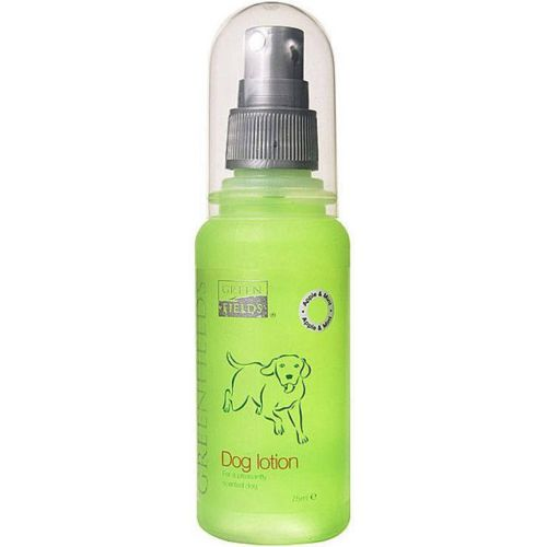 Green Fields Dog Lotion Apple&Mint Elma Ve Nane Aromalı Köpek Parfümü 75 Ml
