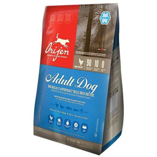 Orijen Freeze Dried Adult Dog Kurutulmuş Doğal Köpek Ödül Maması 170 gr