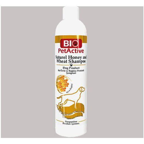 Pet Active Doğal Bal Özlü Buğday Proteinli Köpek Şampuanı 250 Ml