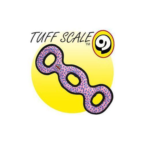 Tuffy Ultimate 8 Way Tug Yumuşak Sesli Köpek Çekiştirme Oyuncağı 60 Cm
