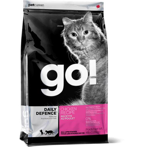 Petcurean Go Daıly Defence Tavuklu Kedi Maması 1,8kg