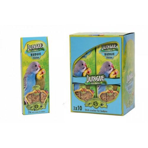 Jungle Üçlü Meyveli Kuş Krakeri