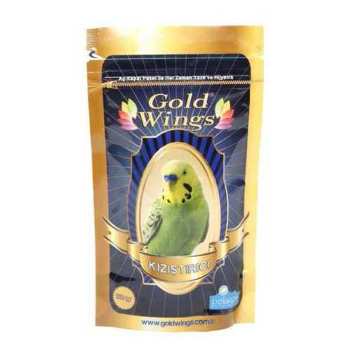GoldWings Gold Wings Kızıştırıcı Kuş Yemi