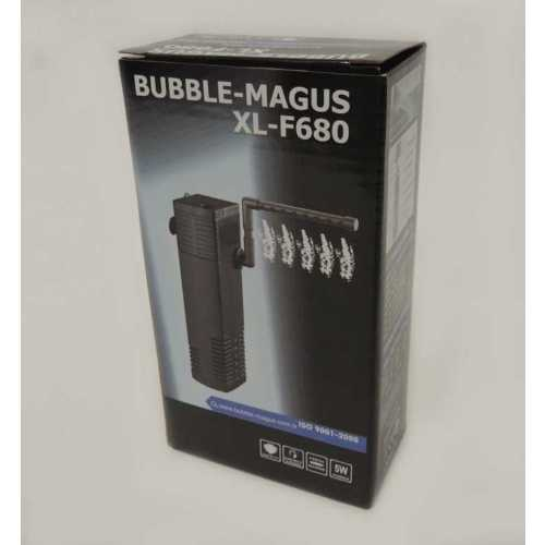 BubbleMagus Xl-F680 Akvaryum İç Filtresi