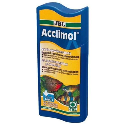 Jbl Acclimol 500 Ml - Ortama Alişma Korumasi