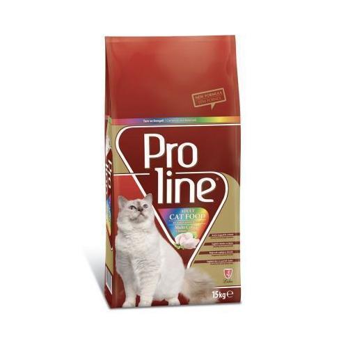 Proline Renkli Kedi Maması 15 Kg