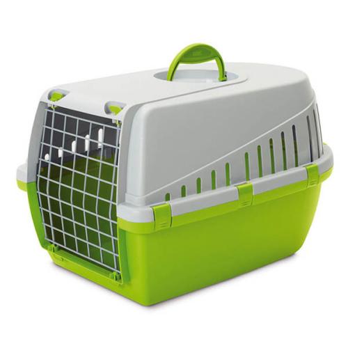 Savic Trotter 3 Taşıma Kabı Yeşil 60,50Cm X 40,50Cm X 39,00Cm