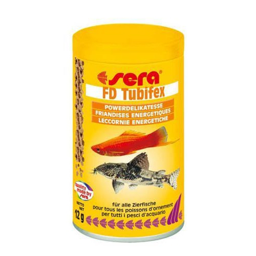 Sera Fd Tubifex Performans Balık Yemi 100 Ml - 12 Gr
