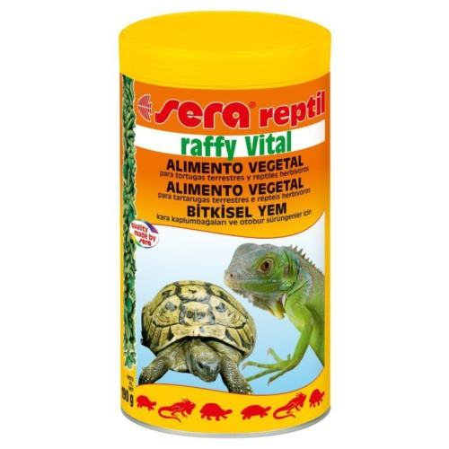 Sera Raffy Vital Kaplumbağa Yemi 1000 Ml
