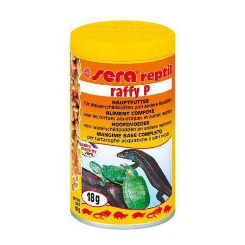Sera Raffy P Kaplumbağa Yemi 250 Ml - 50 Gr