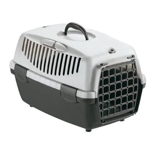 Stefanplast Gulliver 1 Kedi Ve Köpek Taşıma Çantası Gri 48X32X31 Cm