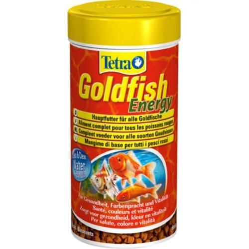 Tetra Goldfish Energy Japon Balığı Yemi 250 Ml