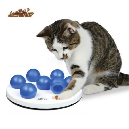 Trixie Solitaire Kedi Eğitim Ve Zeka Geliştirme Oyuncağı 20 Cm
