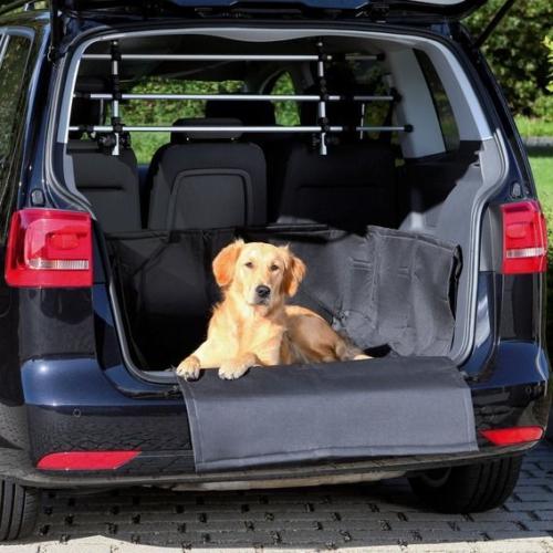 Trixie Köpek İçin Arka Bagaj Örtüsü 1.64X1.25 M Siyah