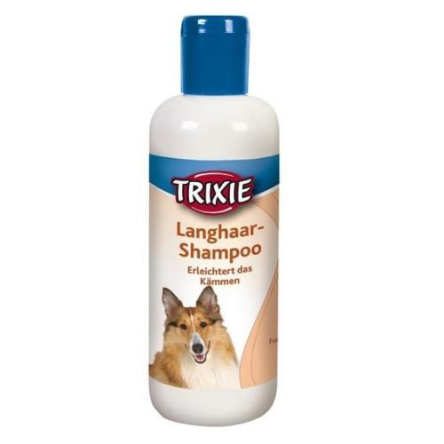 Trixie Uzun Tüylü Hassas Ciltli Köpek Şampuani 1000 Ml