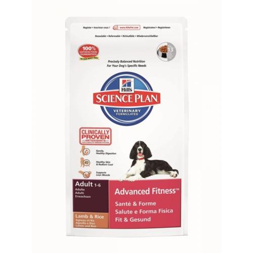 Hills Science Plan Adult Medium Lamb Rice Kuzu Pirinçli Yetişkin Köpek Maması 12 Kg