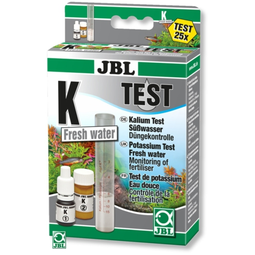 Jbl K (Potasyum) Test Set