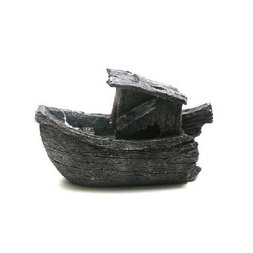 Chicos-Dekor Akvaryum Batık Gemi (19.5X7X12)