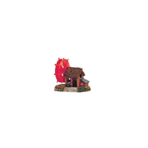 Xiongfa Akvaryum Dekoru Değirmen 9X6X8