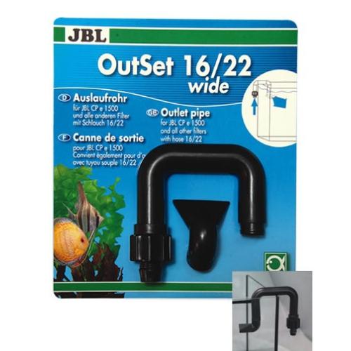 Jbl Cristalprofi E1500 Veriş Borusu
