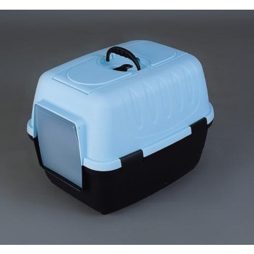 Dayang Kapalı Kedi Tuvaleti Bordo 36*39*56 cm