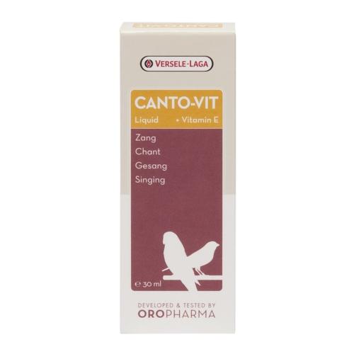 Versele-Laga Oropharma Canto-Vit Liquid(Ötüş İçin, E Vitamin)