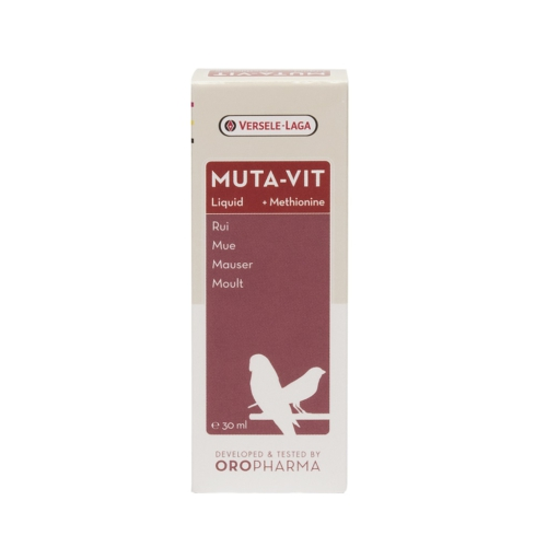 Versele-Laga Oropharma Muta-Vit Liquid (Tüylenme Vitamin)