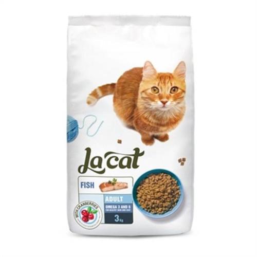 La Cat Zqla Cat Balıklı 3000 Gr