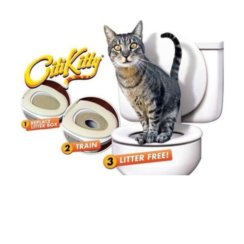 Pratik Citikitty - Kedi Klozet Eğitim Seti