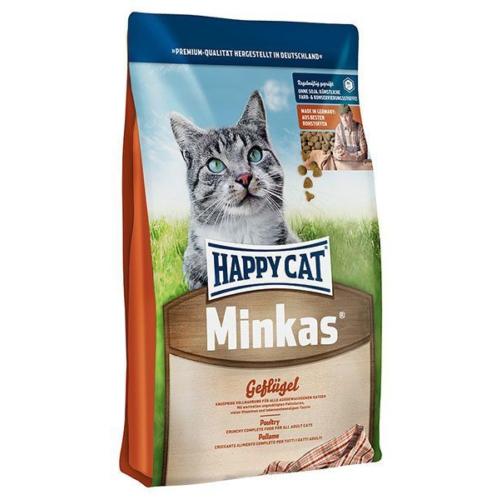 Happy Cat Minkas Mit Geflügel Tavuk Etli Yetişkin Maması 4 Kg