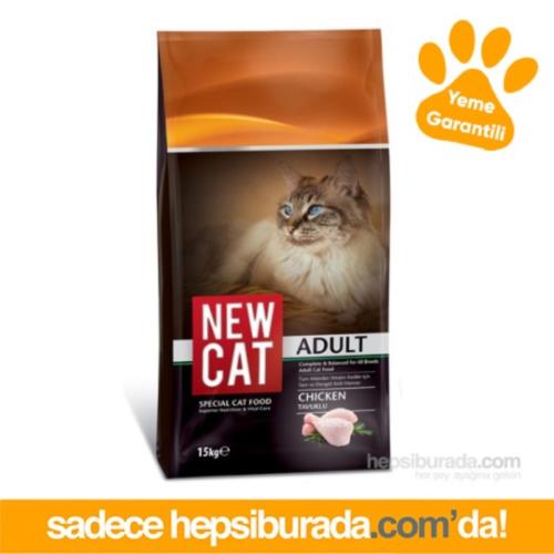 New Cat Kedi Maması 15 Kg 62,89 TL