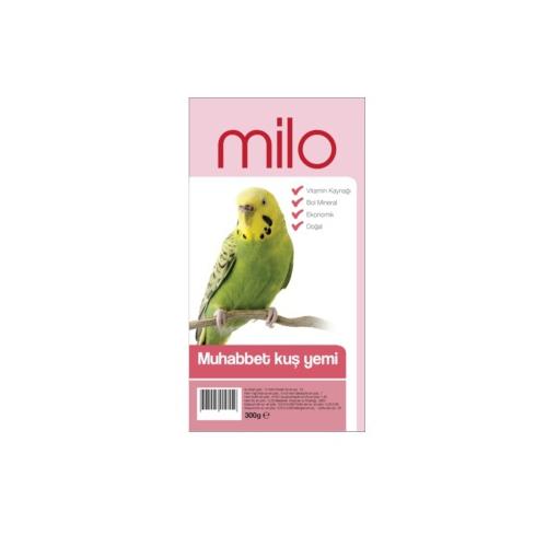 Milo Muhabbet Kuş Yemi 300 gr