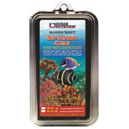 Ocean Nutrition Red Marine Algae - 20 Gr. Sarımsak Katkılı Deniz Yosunu