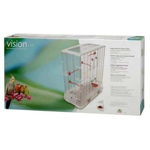 Hagen Vision L12 Uzun Ve Geniş Kuş Kafesi