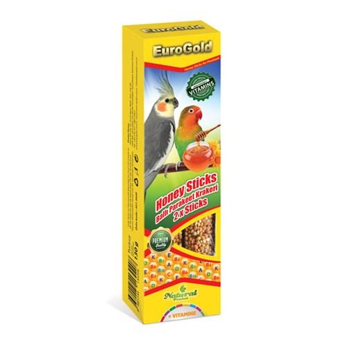 Eurogold Paraket Ballı Kraker İkili 130 Gr